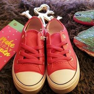 Girls EVA Lace Up Shoes